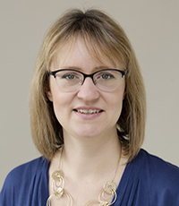 CLAIRE CAMPBELL, Programme Director (public sector)