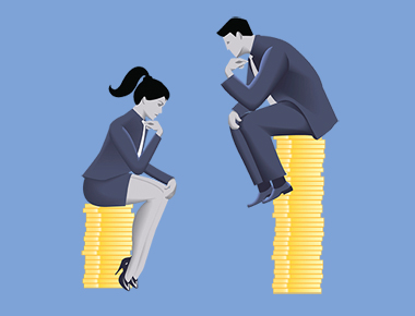 Gender pay gap or equal pay problem? Why flexibility wins
