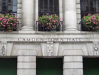 Photo: Camden Town Hall