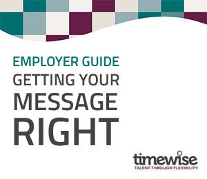 Job adverts: your flexibility message