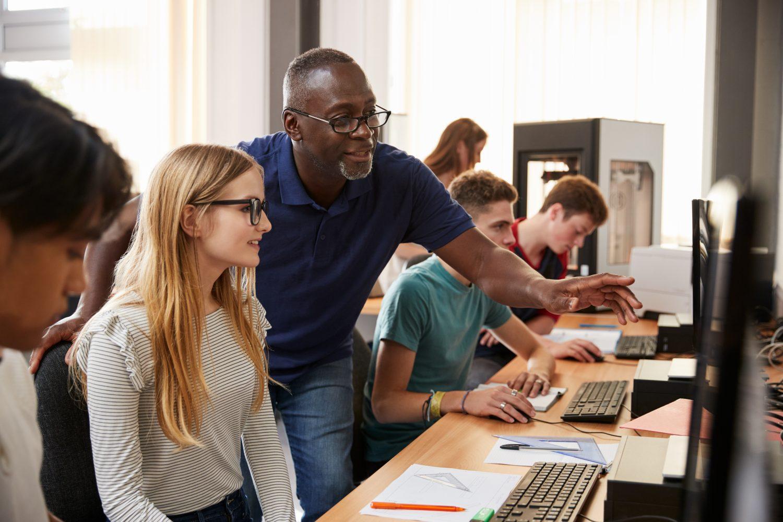 Flexible working in teaching